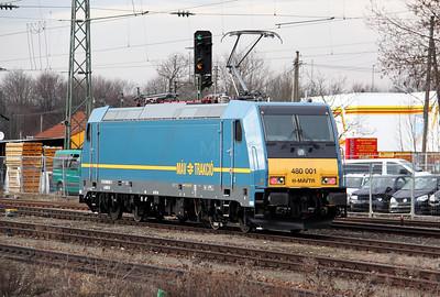 Hungary Class 480