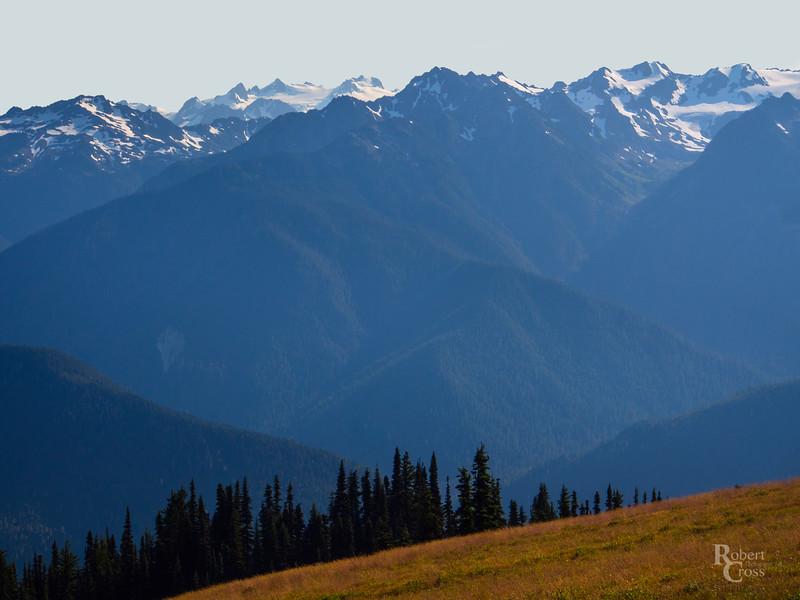 The Peaks of Olympus