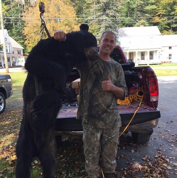 2017 - Stephen Banas, Rutland Co., 280 lbs.
