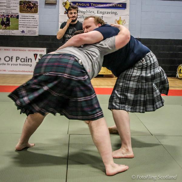 Open Heavyweight: Neil Mitchell & Mark Roberton