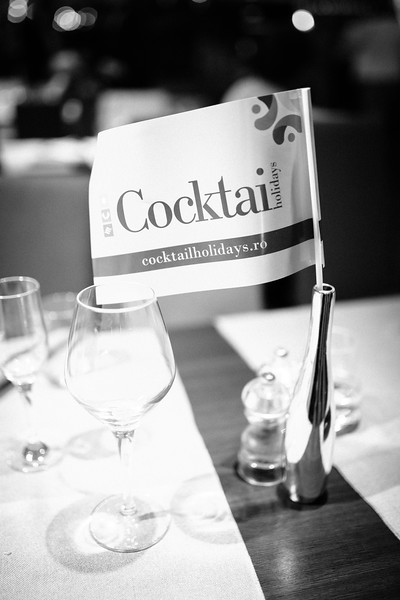 782. Cocktail Party
