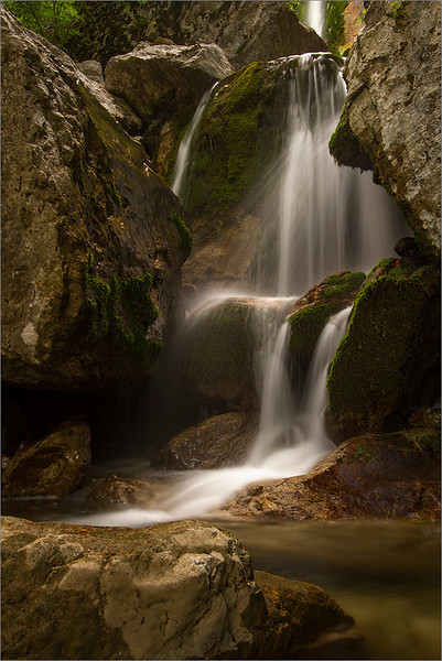 Beri waterfall