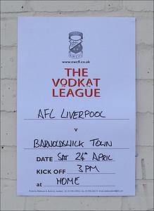 AFC Blackpool (h) W 3-1