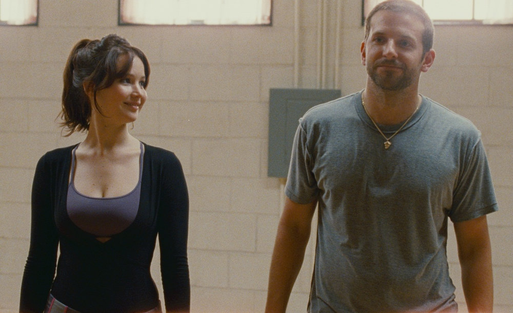 Description of . Jennifer Lawrence and Bradley Cooper star in the buzzed about romantic dramedy