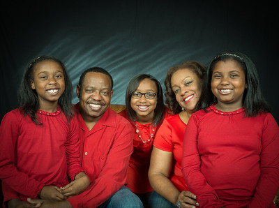 Williams Family Portraits 2013