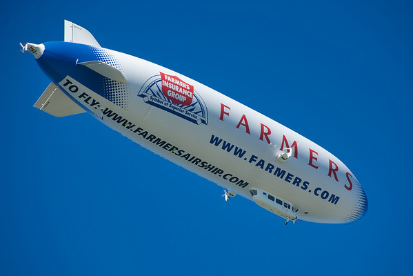 FARMERS AirShip at TORREYPINES