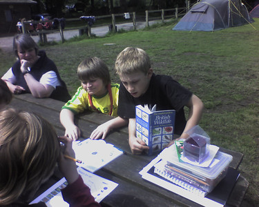 2007-07 District Cub Camp