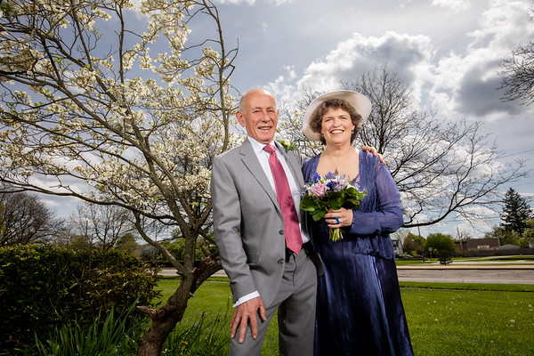 Ann and Alistair's Zoom Wedding