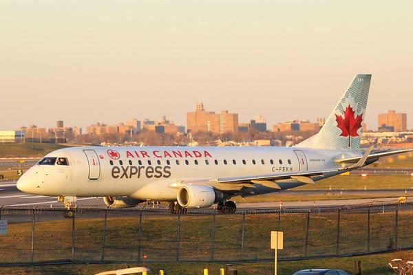 Air Canada Express (AC/KV/QK/ZX/8K)