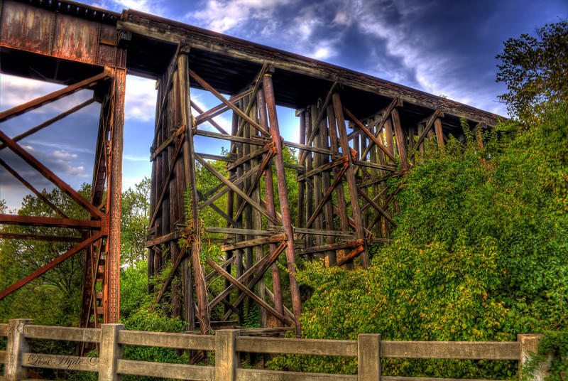 George's Creek Train Trestle