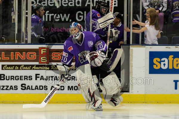 Braehead Clan v Dundee Stars 22 March 2013