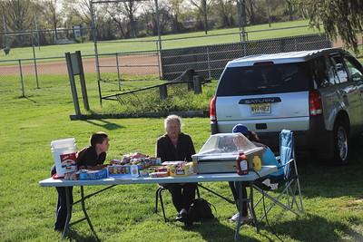 Brian Baseball Salem vs Triton Mustangs