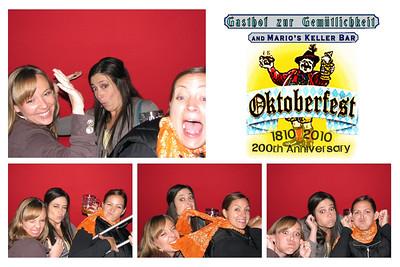 2010-10-2 Gasthof's Oktoberfest