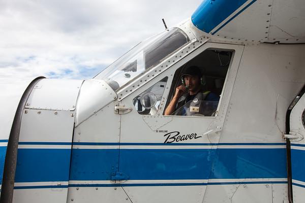 Float Plane to Turner Lake, BC