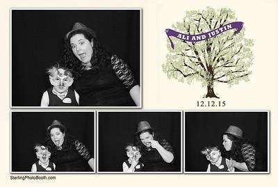 Ali & Justin's Wedding
