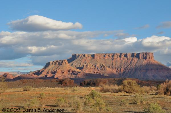 Beautiful Utah  near Moab, Utah April 2009