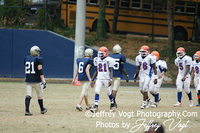 10-24-2009 BCC HS vs Watkins Mill HS JV Football, Photos by Jeffrey Vogt Photography