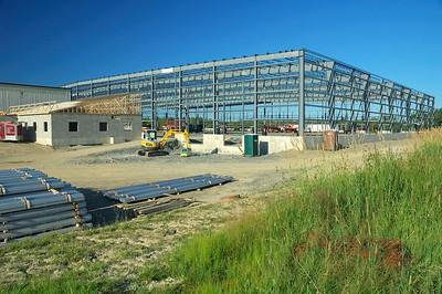 LMS Warehouse Construction