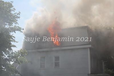 Structure fire - 30 1st South St, Bar Harbor, ME - 7/29/2021