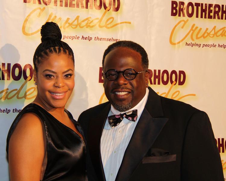 Brotherhood Crusade  Honors  Comedian, Actor  Cedric The Entertainer