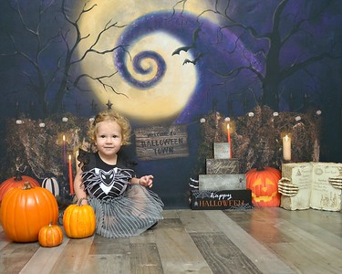 Scarlett Halloween 2020