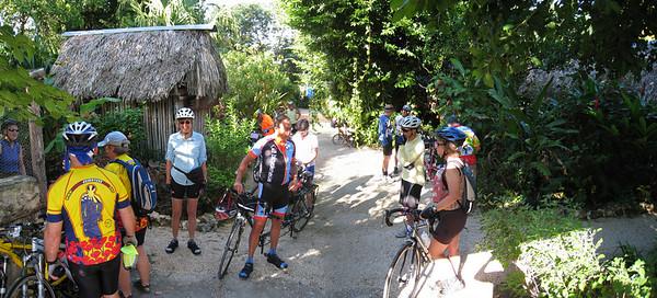 Mexico 11/26/07 Bike to Mérida