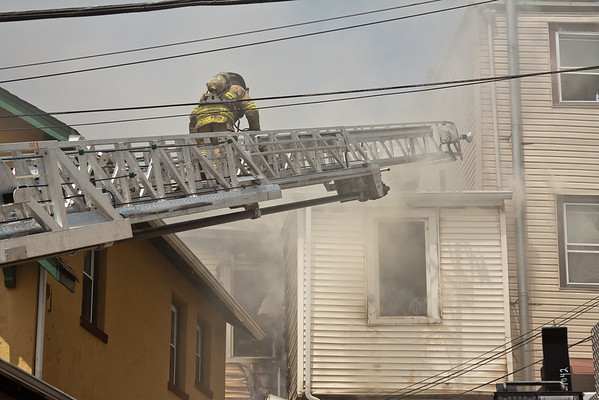 Carlstadt NJ 4th alarm, 401 Hackensack St. 06-29-15