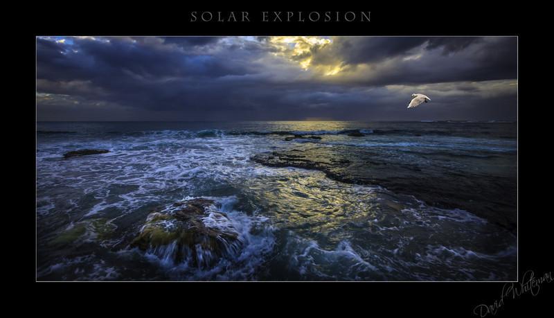 Solar Explosion