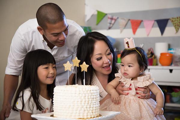 Mila Birthday Party