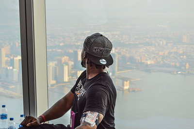 2019 Tower Climb at One World Observatory