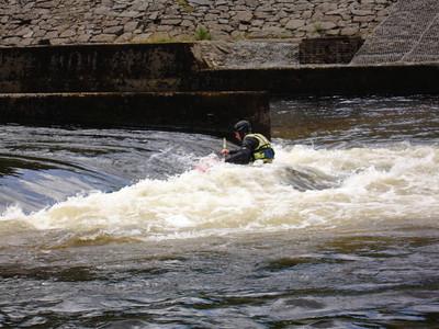 River Awe July 2009