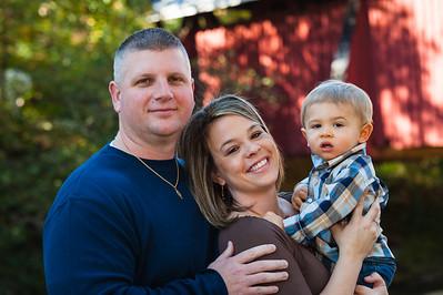 Lindsay & Brown Families
