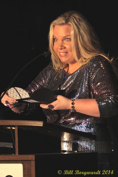 Jody Seeley - Talent Buyer of the Year Presenter - 2014 ACMAs