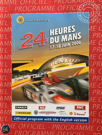 2006 Le Mans 17-18 June