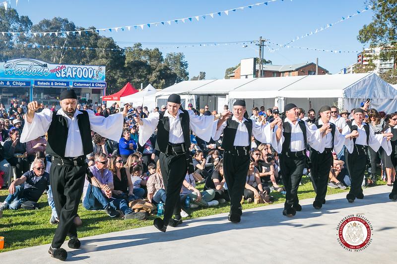 Let's Go Greek Festival Parramatta