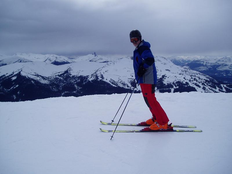 Whistler Ski Area: Ski lifts capacity: 61,407 skiers per hour