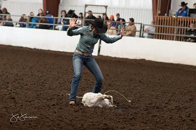 Fairgrounds Showdown Goat Tying