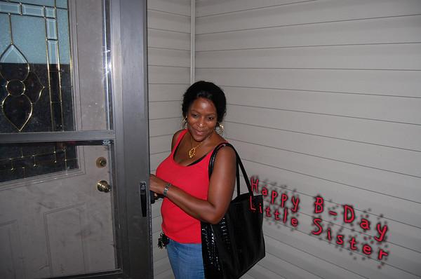 Stephanie Collins' Birthday