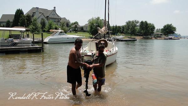 Lake Norman Sailing