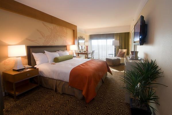 Hilton Model Room 2