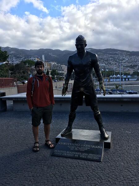Graham and Ronaldo