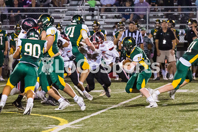 Football: Loudoun Valley 30, Heritage 14 by Tim Gregory on October 4, 2019