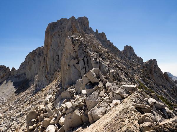 Sierra Nevada - Hiking, Scrambling, and Slogging