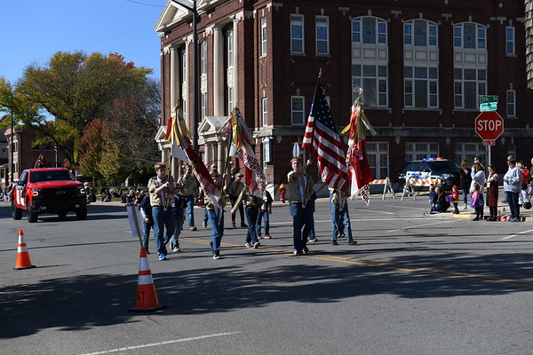 Atchison Halloween Parade October 2019