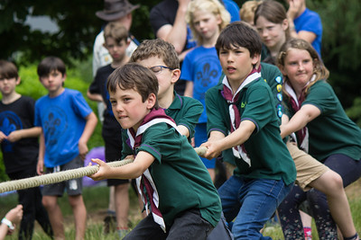 Walton & Weybridge District Cub Camp 2019