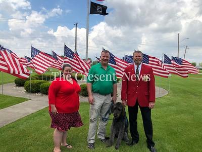 06-06-19 NEWS Elks Flag Day, TM