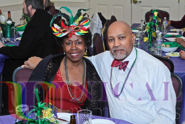 St. Mark's Episcopal Church Mardi Gras Dinner and Dance on Saturday, February 9, 2013 at 6 - 10 PM at the St. Mark's Episcopal Parish Hall, Silver Spring MD