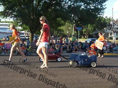 Cokato Corn Carnival Parade 2017