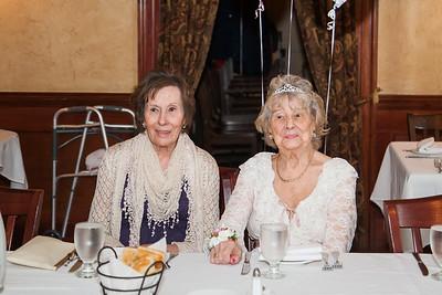 Irene's 100th Birthday Party
