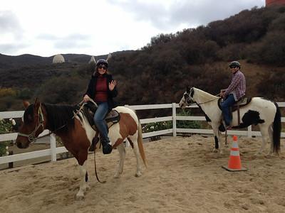 2013_10_13 Horseback Riding